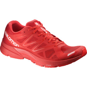 Salomon S-Lab Sonic Shoes Unisex Racing Red/Racing Red/White